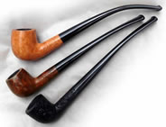 Marca Mignon – lightweight semi-churchwarden, just 18cm and 25g